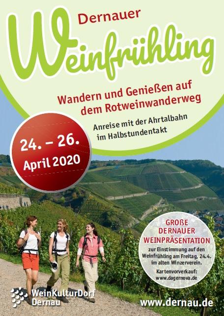 Weinfrühling Plakat 20