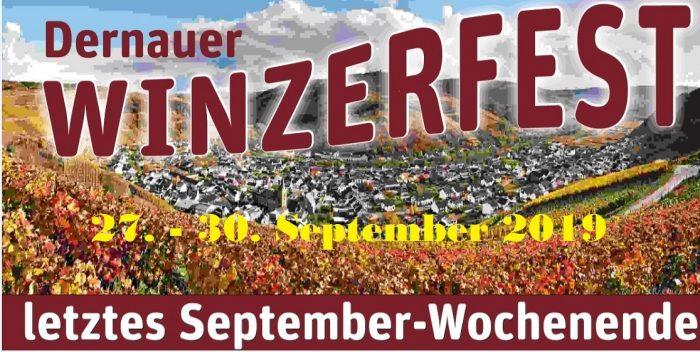GGV Banner Winzerfest 69.Winzerfest2019