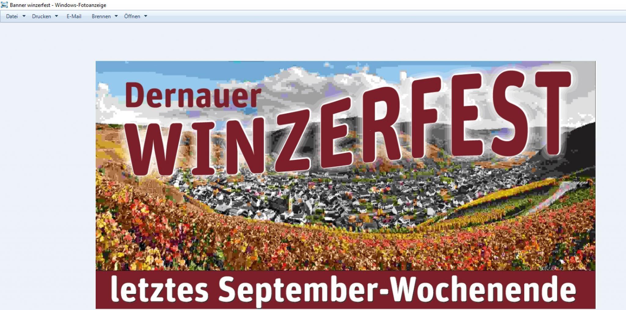 69. Dernauer Winzerfest 2019