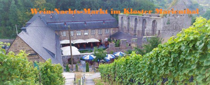 Weihnachtsmarkt Kloster Marienthal 20160902_081001